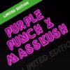 PURPLE PUNCH X MASSKUSH